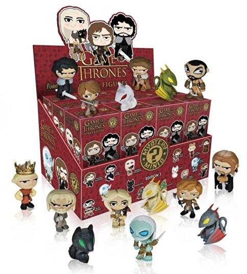 Funko Game Of Thrones Mystery Minis Renkli